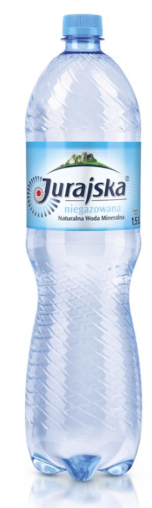 Woda mineralna Jurajska