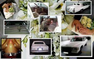 Wrocławski Cadillac Auto Limuzyna na ślub