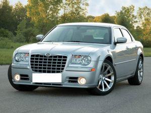 Wyjątkowe Auto do ślubu. Chrysler 300c