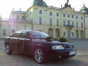 WYJĄTKOWY Samochód - auto AUDI do Ślubu ,wesele ,studniówki i inne bez limitu H