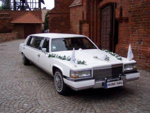 Wynajem limuzyny Cadillac
