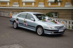 Wynajem Limuzyny Peugeot 607 do ślubu i na inne okazje:)