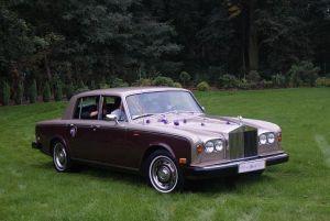 wynajem samochodu do ślubu, wyjątkowy Rolls-Royce
