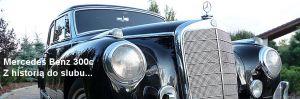 Zabytkowe Auto do Slubu - Mercedes Benz 300C Adenauer !