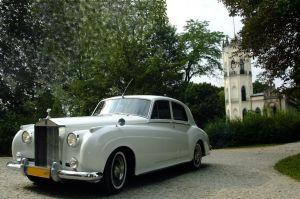 Zabytkowy Rolls-Royce do slubu- Warszawa i okolice