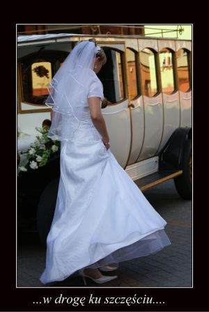 """""""Zabytkowy samochód do ślubu"""""""