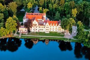 Zamek Rycesrki w Krągu - Hotel Podewils***