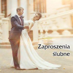 Zaproszenia na ślub - Frezkul Białystok