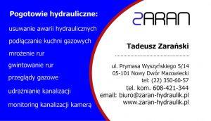 ZARAN Tadeusz Zarański