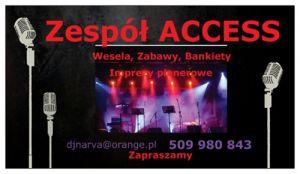 Zespół  Access