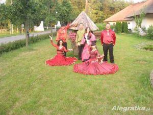 Zespół cygański, zespół biesiadny