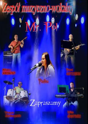 Zespół muzyczno-wokalny Mr.Pol