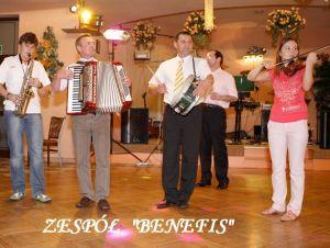 Zespół muzyczny BENEFIS