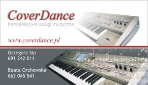 Zespół muzyczny Coverdance