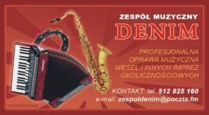 Zespół muzyczny DENIM
