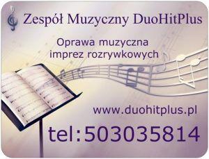 Zespół muzyczny DuoHitPlus