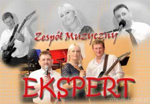 Zespół Muzyczny EKSPERT ze Świdnicy-dolnośląskie   tel:  664  785  761