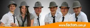 Zespół muzyczny FACTORS - Ołpiny Żurowa