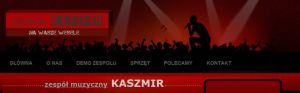 Zespół muzyczny KASZMIR Katowice Śląsk