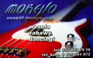 Zespół Muzyczny MORENO Bielsko-Biała,