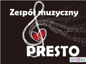 Zespół muzyczny PRESTO