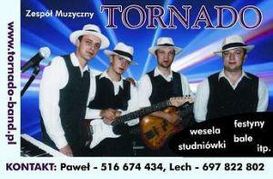 Zespół muzyczny TORNADO