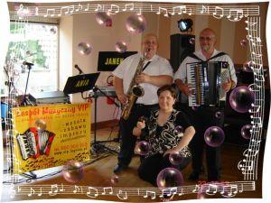 Zespół muzyczny  Vip