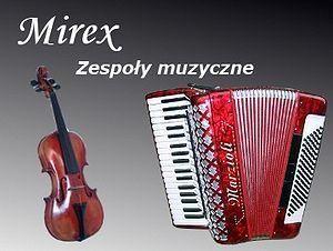 Zespoły Muzyczne-Agencja Mirex