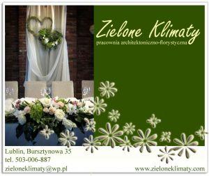 Zielone Klimaty - pracownia florystyczna