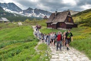 Zwiedzanie Tatr z przewodnikiem