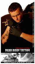 Dead Body Tattoo