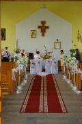 dekoracje weselne malbork