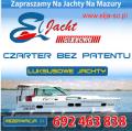 Elja s.c. - Czarter Jachtów Mazury