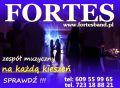 ,,FORTES,, ZESPÓŁ MUZYCZNY WOLNY SYLWESTER 2015 !!!