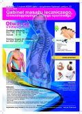 gabinet masażu leczniczego, tapingu medycznego,sportowego