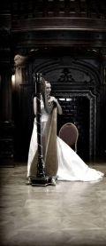 Harfa na ślub wesele bankiet