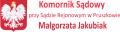 Komornik Sądowy przy Sądzie Rejonowym w Pruszkowie Małgorzata Jakubiak