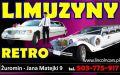 Limuzyna i Retro do ślubu (www.lincolncars.pl) - ŻUROMIN
