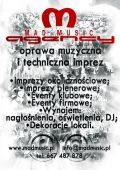 Mad Music Agency - oprawa muzyczna i techniczna imprez