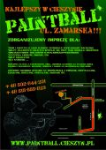PAINTBALL CIESZYN