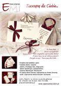 Pracownia EMI, zaproszenia,artykuły ślubne, dekoracyjne,ślub