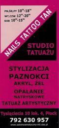Salon kosmetyczny NailsTattooTan