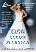 Salon sukien ślubnych LiModa