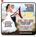 Wideofilmowanie,ślub, wesela, fotograf+kamerzsta