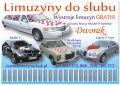 Wynajem Limuzyn do Ślubu Częstochowa Myszków Katowice  Śląsk