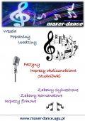 Zespół muzyczny MAXER-DANCE Elbląg