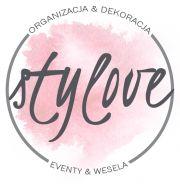 a STYLOVE - Organizacja & Dekoracja. Warmińsko - Mazurskie. Wesela, imprezy. Dekorowanie sal ślubne weselne.