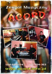 Acord Zespół Muzyczny Szczecin Police