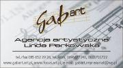 """Agencja artystyczna """"Gabart"""""""