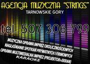 Agencja muzyczna STRINGS